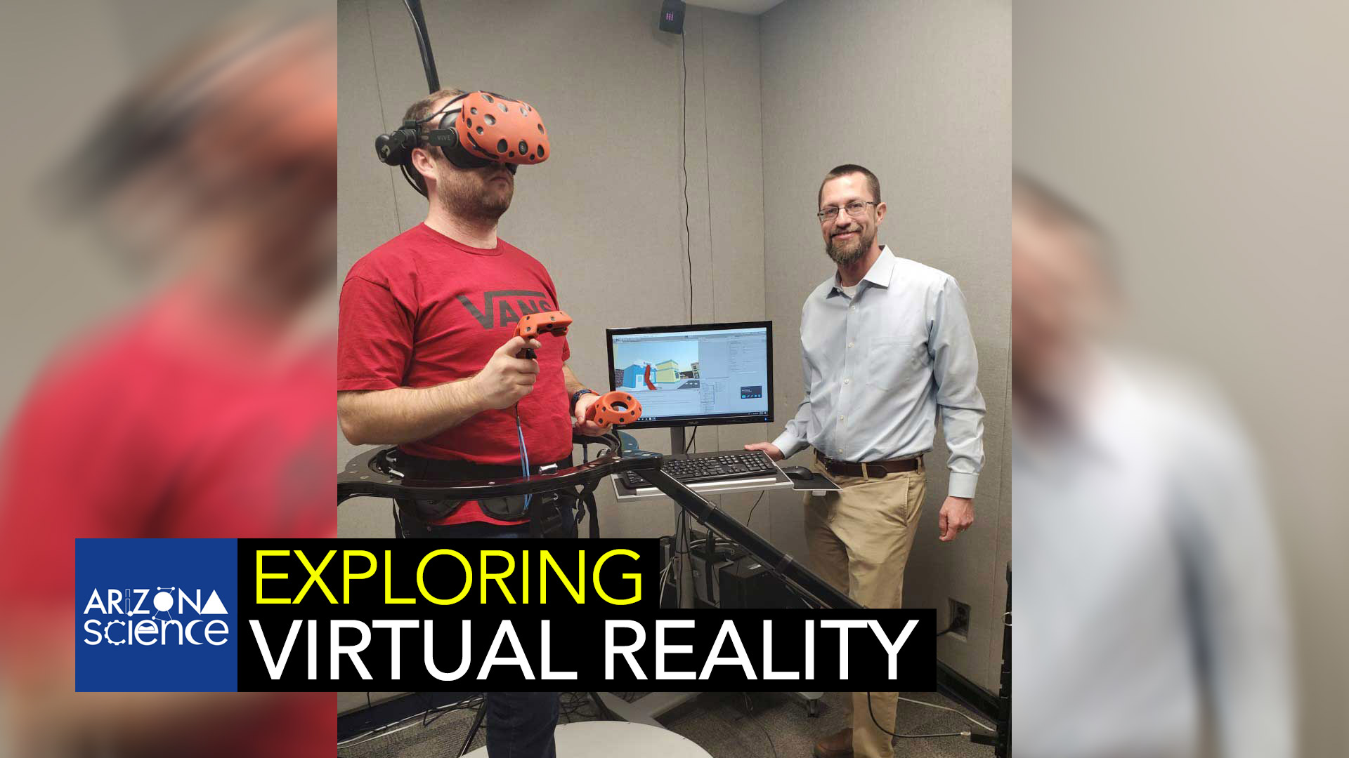 Episode 219: Exploring virtual reality