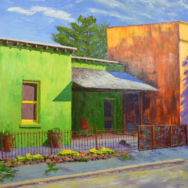 Tucson Barrio Painters