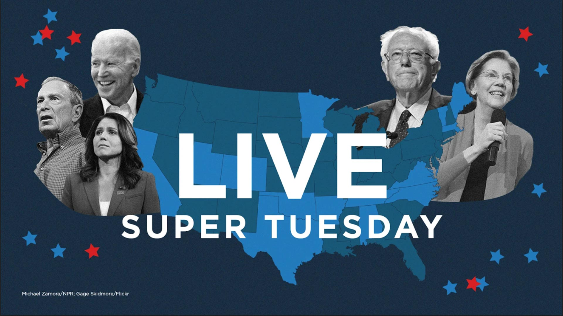 NPR Super Tuesday Coverage