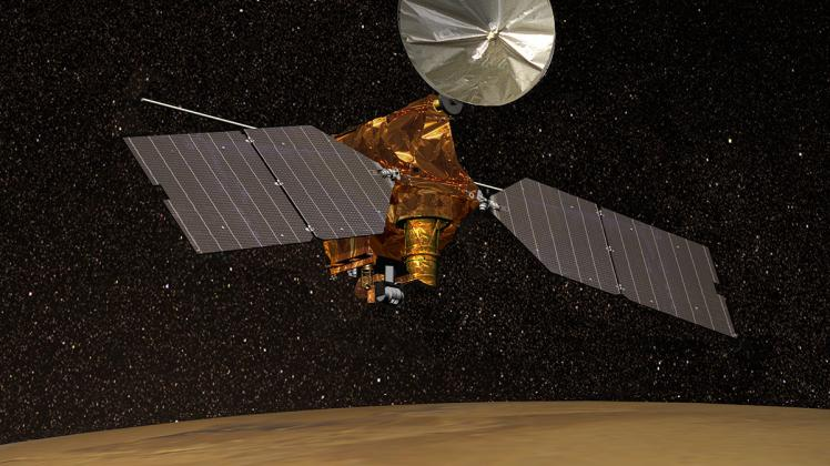 Mars Reconnaissance distance learning