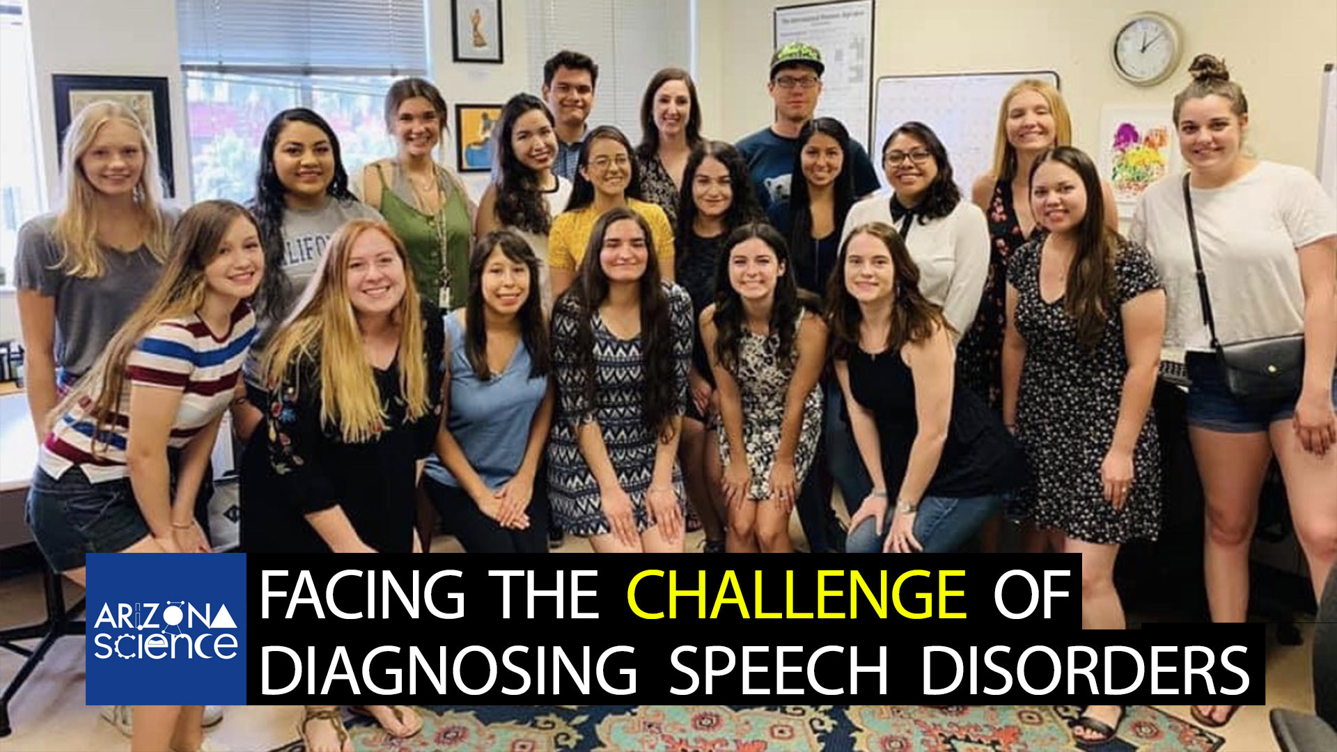 Episode 225:  Facing the challenge of diagnosing speech disorders
