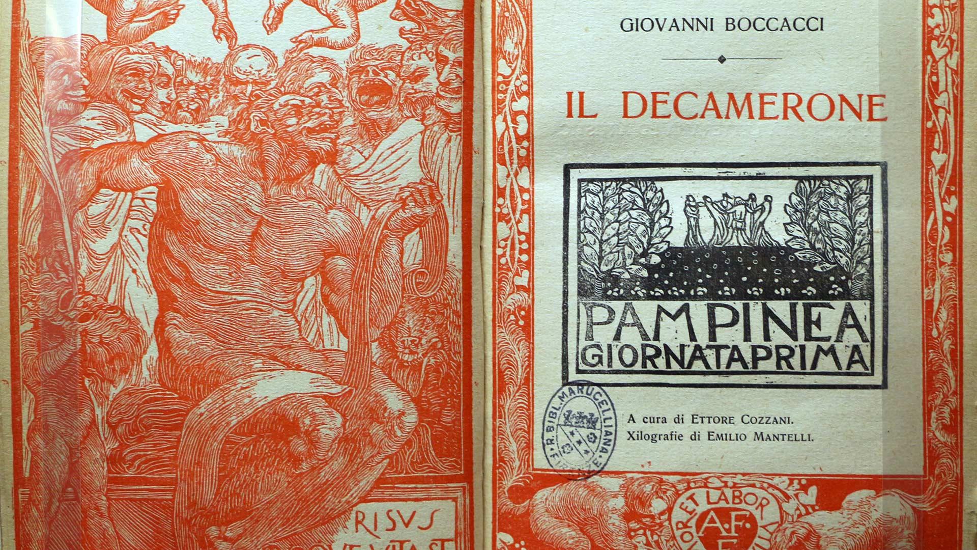 giovanni boccaccio book