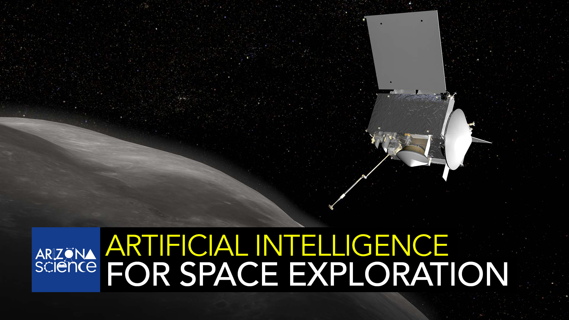 Episode 227: Using artificial intelligence for space exploration ...