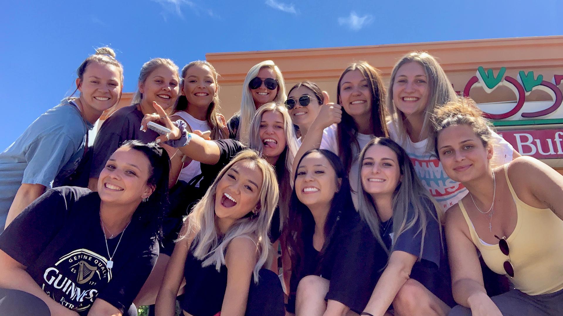 Grad story Kylie 2