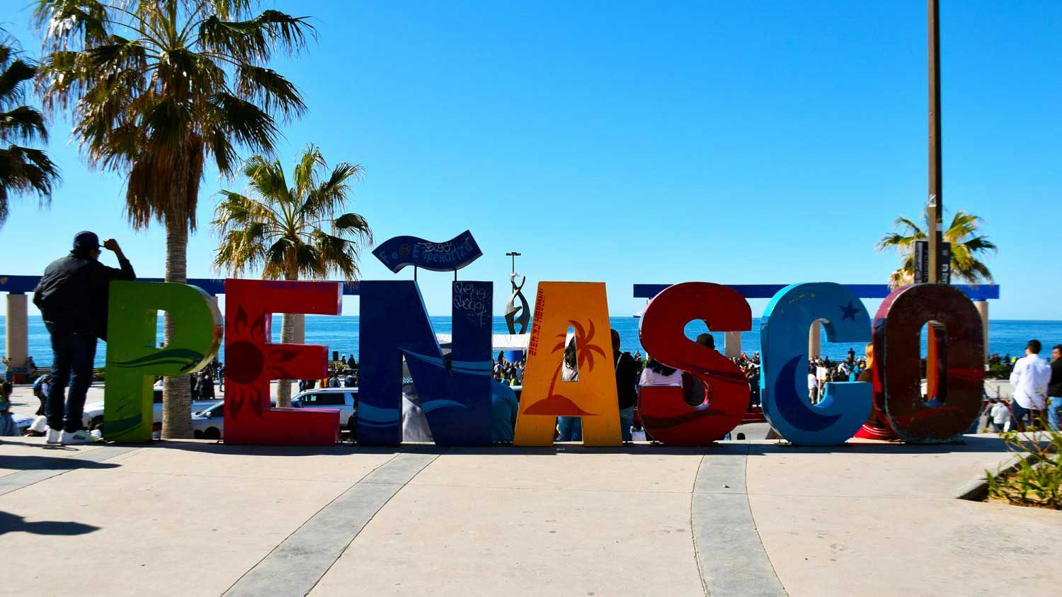 The Sonoran beach town Puerto Peñasco is a popular destination for Arizona tourists.
