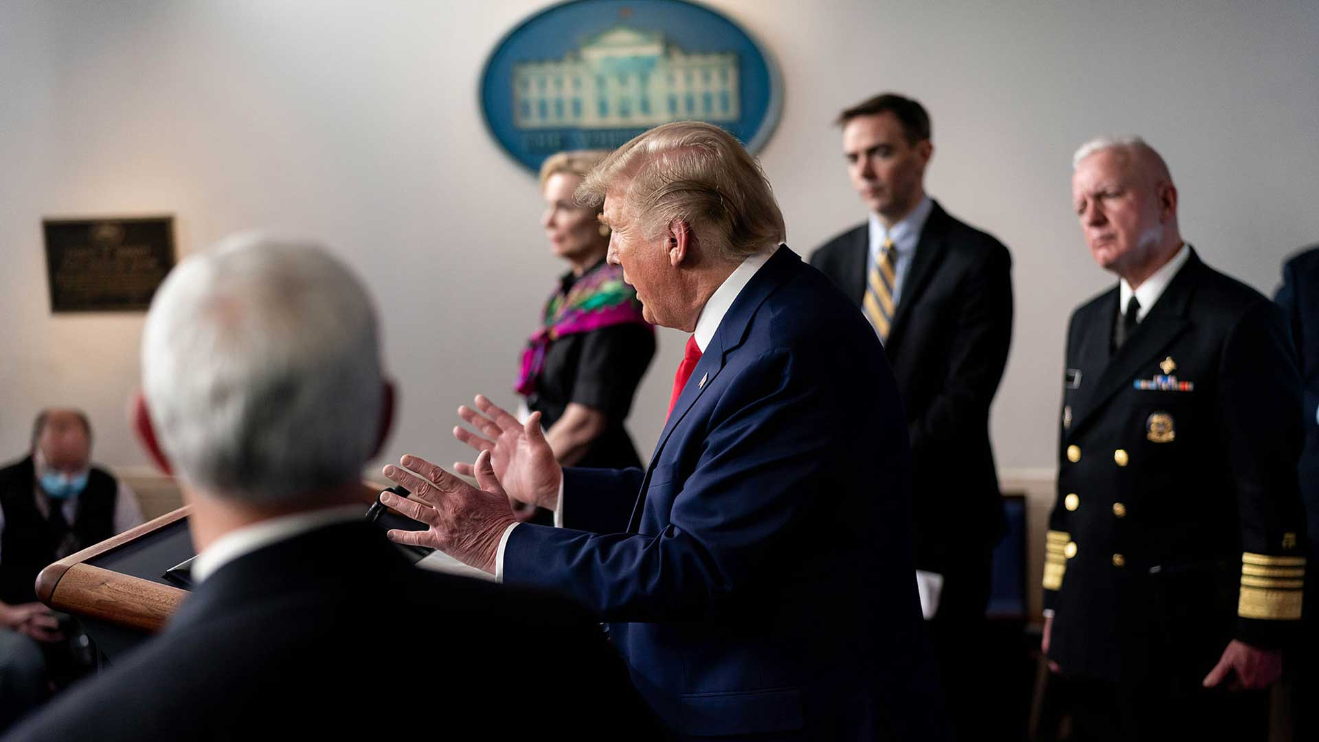President Donald Trump said his executive order suspending some forms of immigration for 60 days is meant to protect jobs for American workers during COVID-19. But experts say it does little more than what has already been done to tighten immigration.