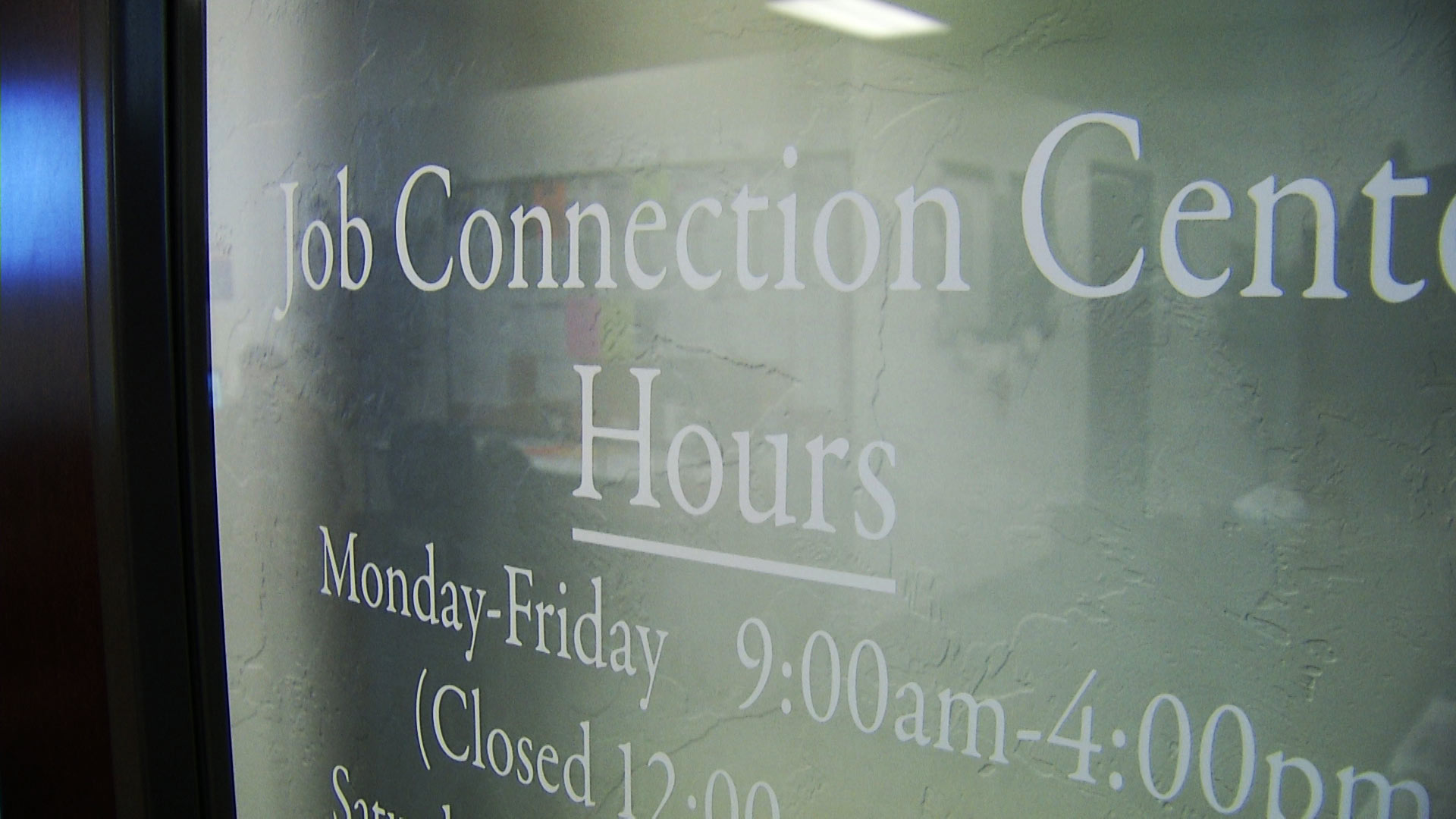 File image of a job connection center in Pima County.