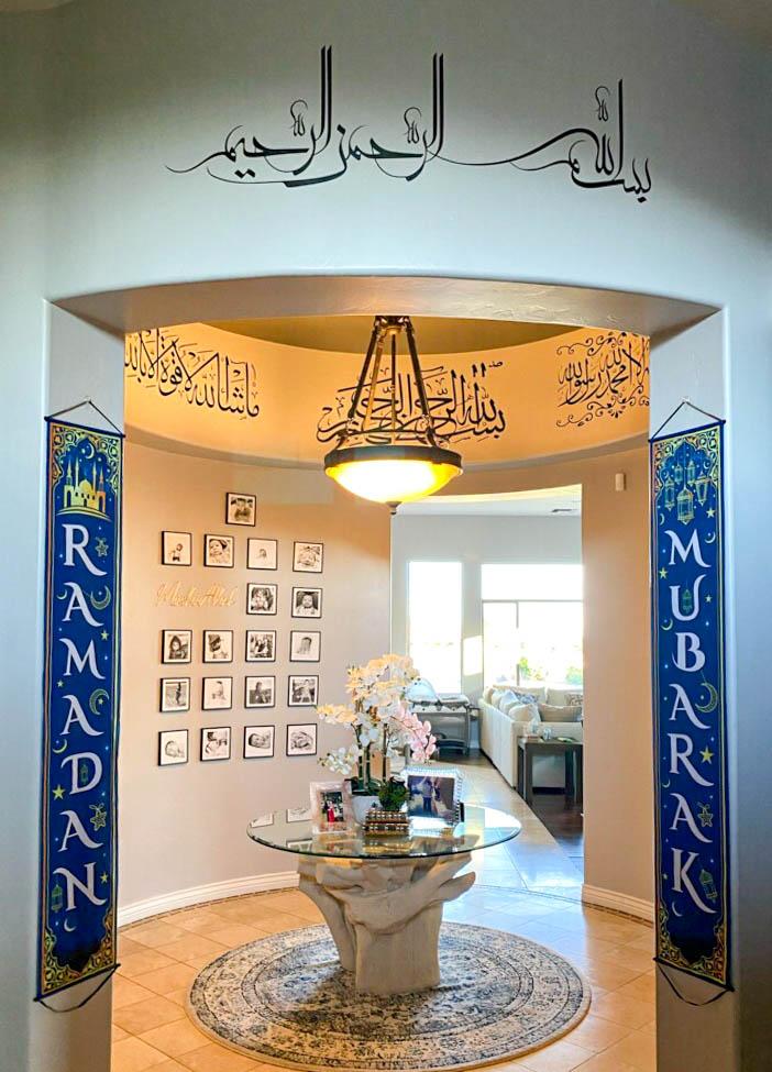 Ramadan doorway unsized