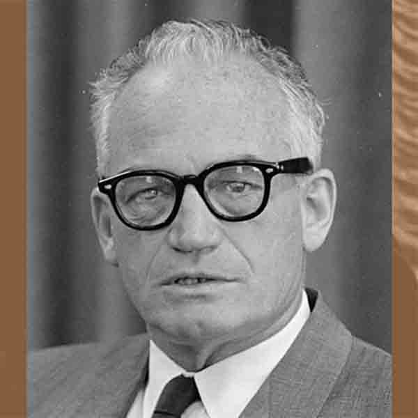 Barry Goldwater's Reflection in the Oasis of Frontier Conservatism