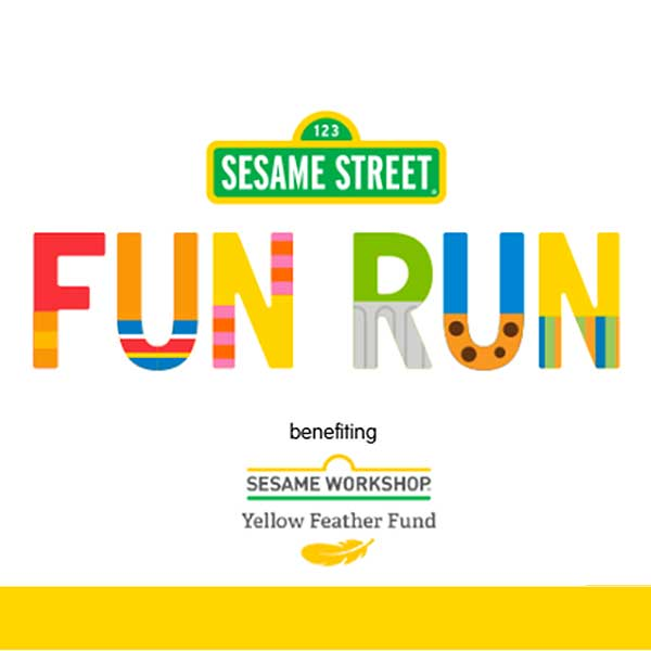 Sesame Street Fun Run - Virtual Run!