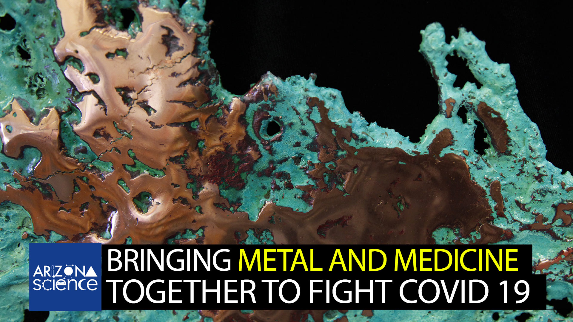 Episode 233: Bringing metal and medicine together to fight COVID-19