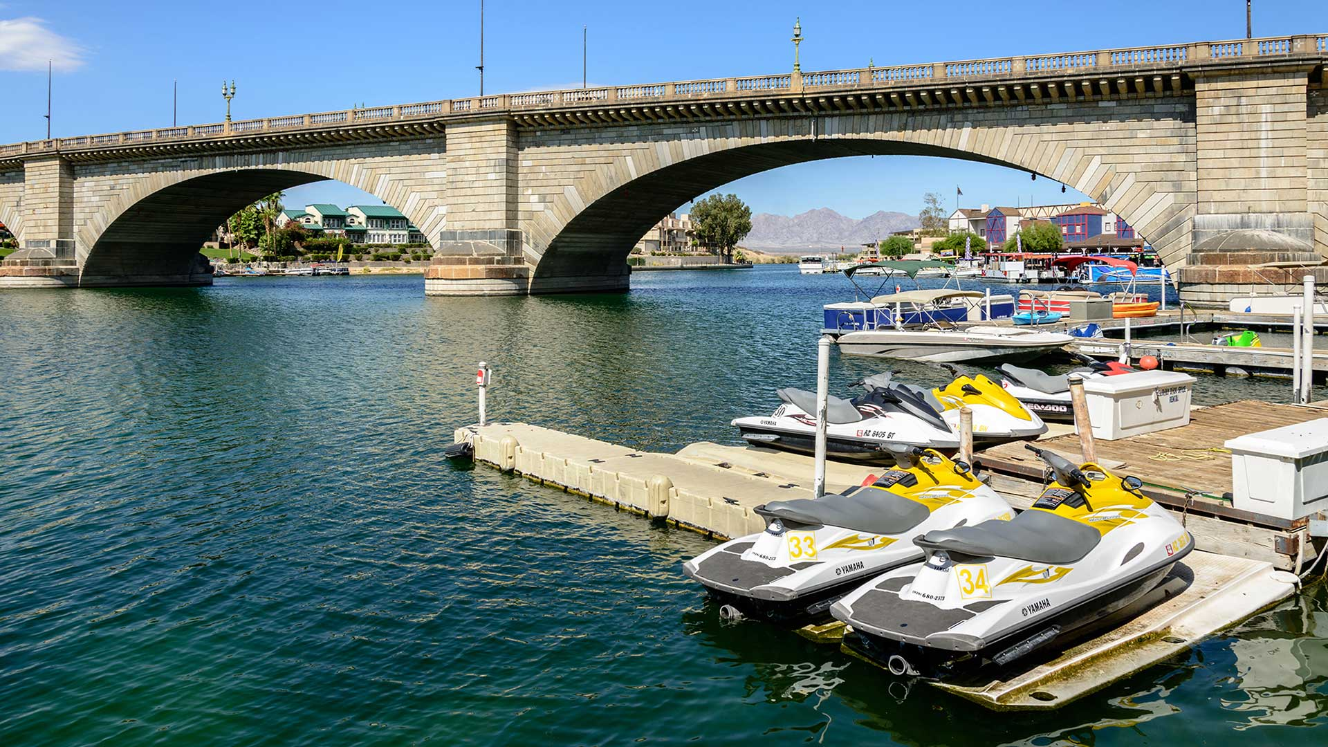 "Lake Havasu City officials said that after steady increases in visitors in recent weeks, numbers soared over Memorial Day weekend, when they encouraged tourists to ""be respectful"" and follow health safety guidelines."
