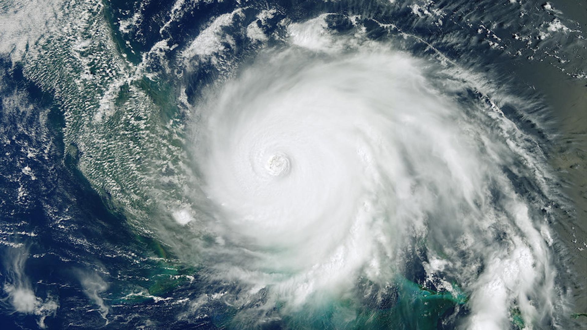 2019's Hurricane Dorian.