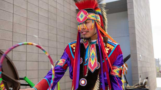 Two Spirit Pow Wow