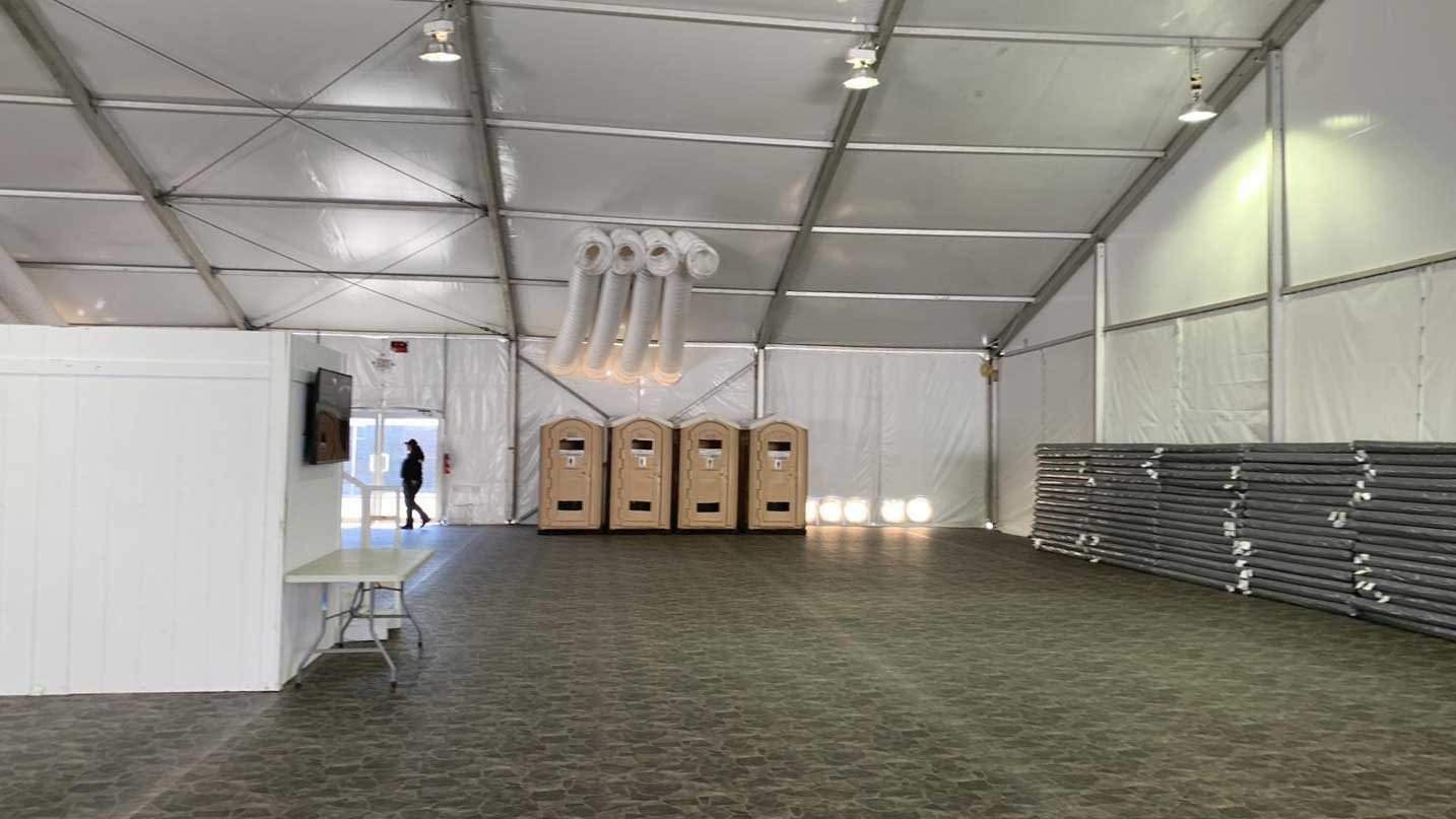 "The Border Patrol erected this facility for asylum seekers last summer. Congress allocated $708 million for facilities like these and $112 million for ""consumables"" that was supposed to be spent caring for migrants."