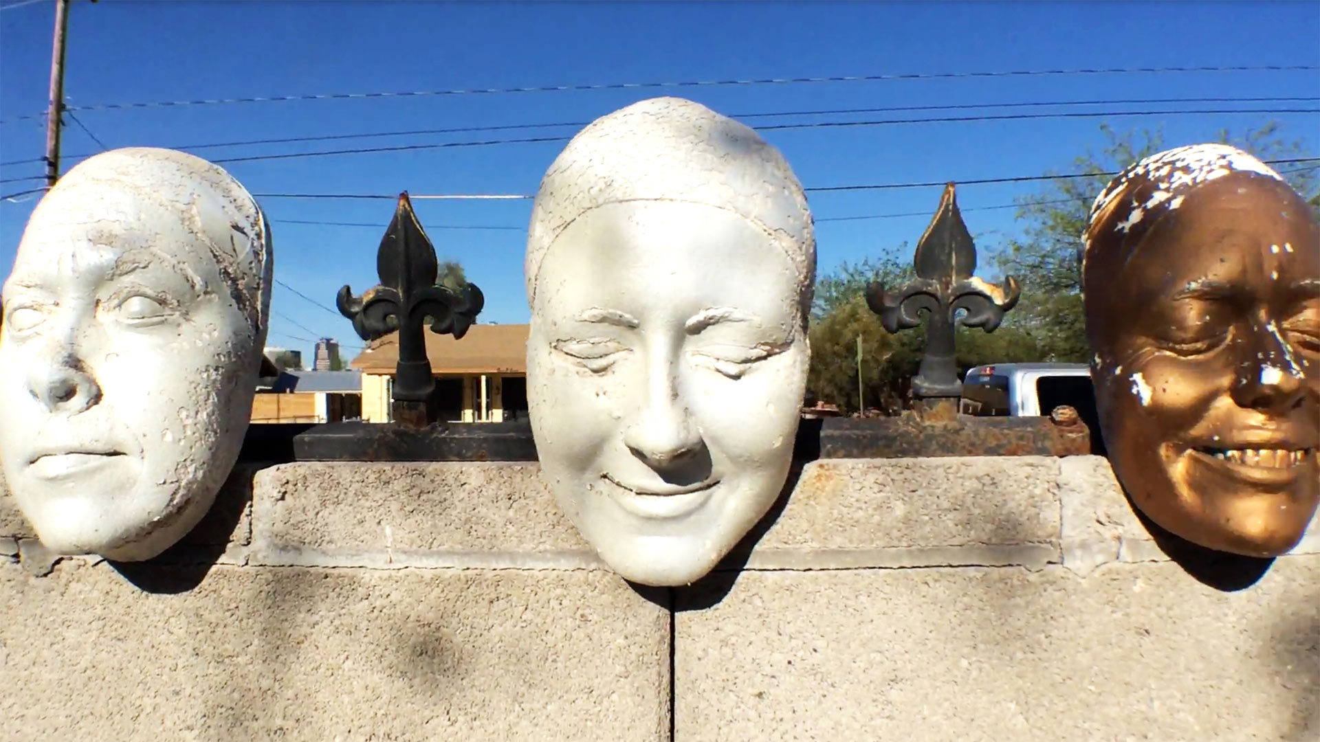 Life casts can be a powerful tool for self-exploration, says Paul Weir, a key organizer of Tucson's annual All Souls Procession.