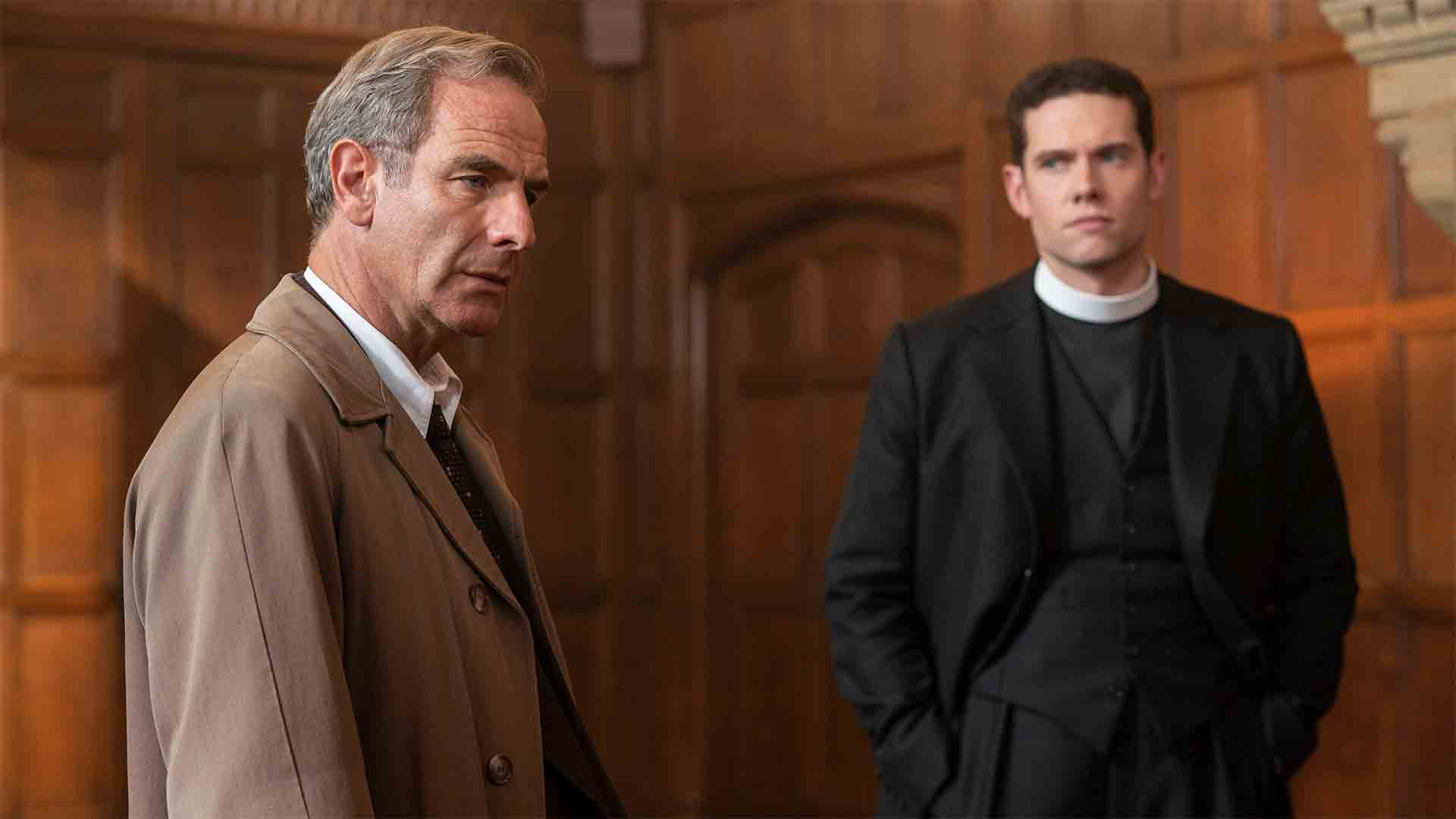 Grantchester Season 5: Episode Four
