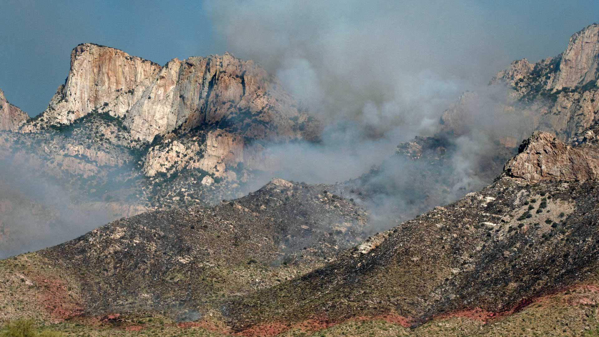 How drought and constant fire are impacting Arizona