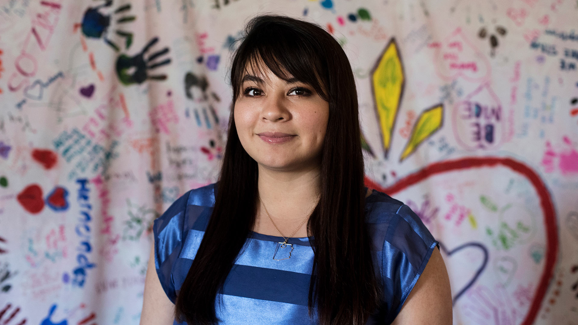 Reyna Montoya is a DACA recipient and the CEO and founder of Aliento, a nonprofit that helps mixed immigration status families work through trauma.