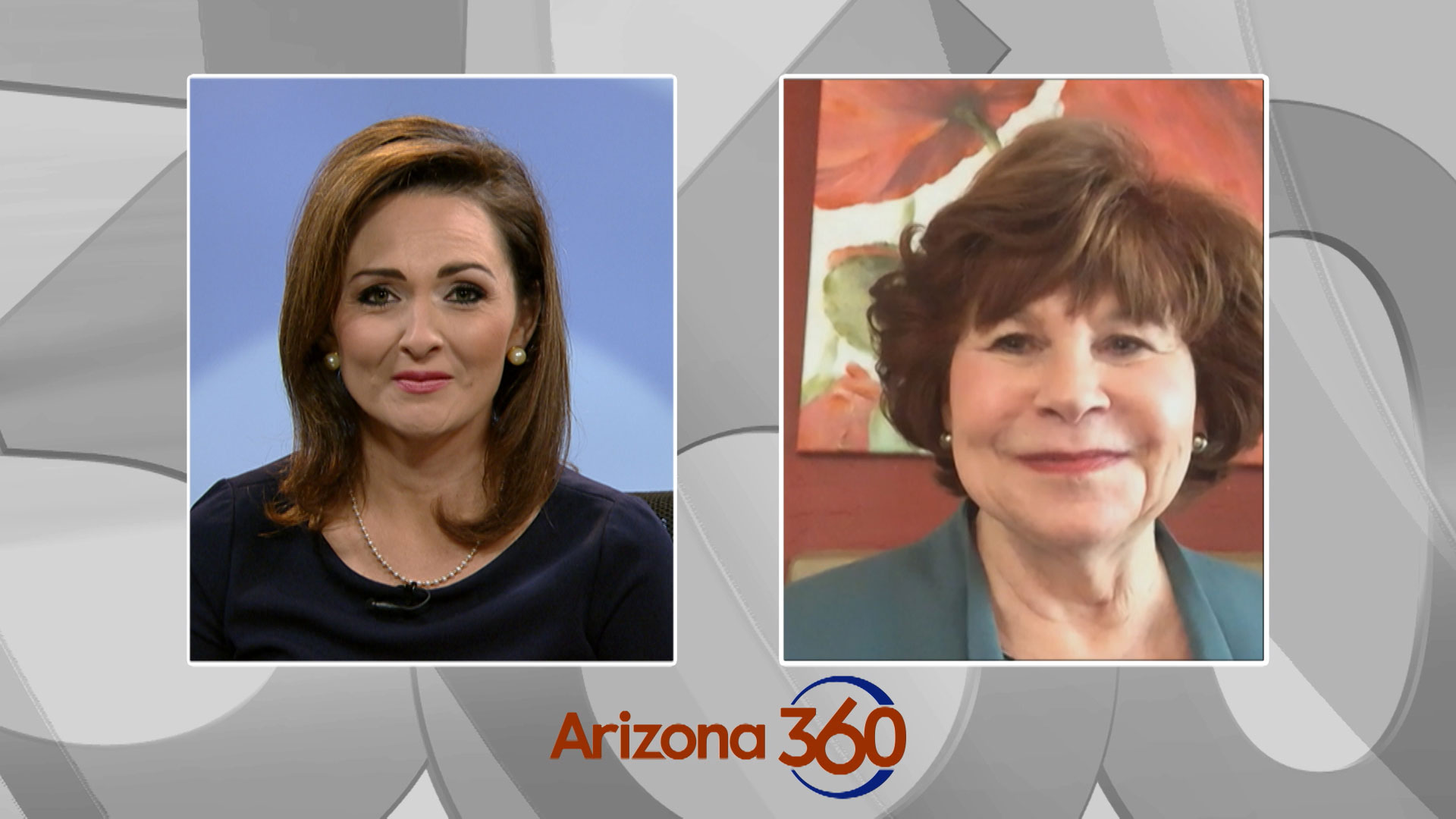 Pima County Attorney Barbara LaWall during an interview with Arizona 360 host Lorraine Rivera on August 12, 2020.