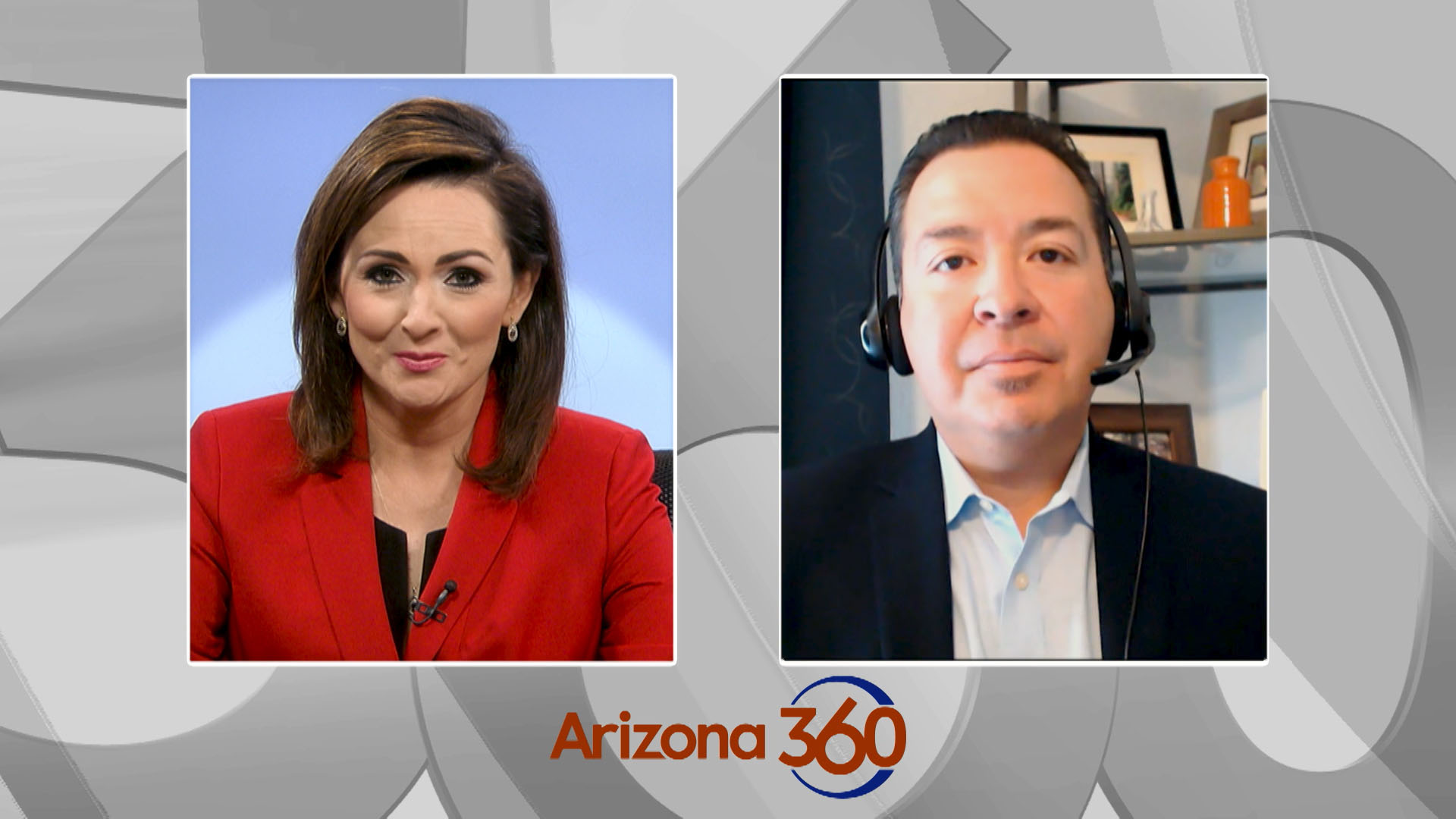 Lorraine Rivera and J.J. Rico, the executive director of the [Arizona Center for Disability Law, discuss the Americans with Disabilities Act of 1990 among other challenges for people with disabilities during the pandemic on Arizona 360.