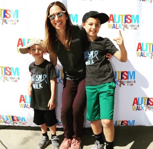 brie seward autism hero