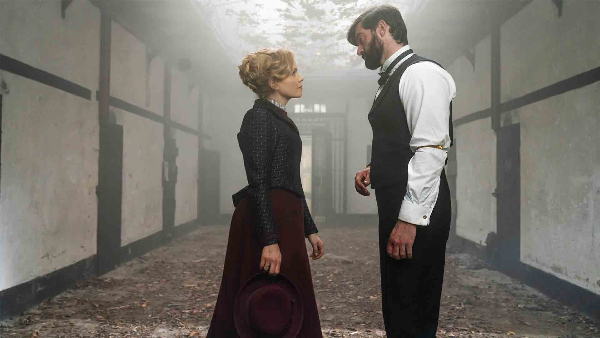 Masterpiece: Miss Scarlet & The Duke