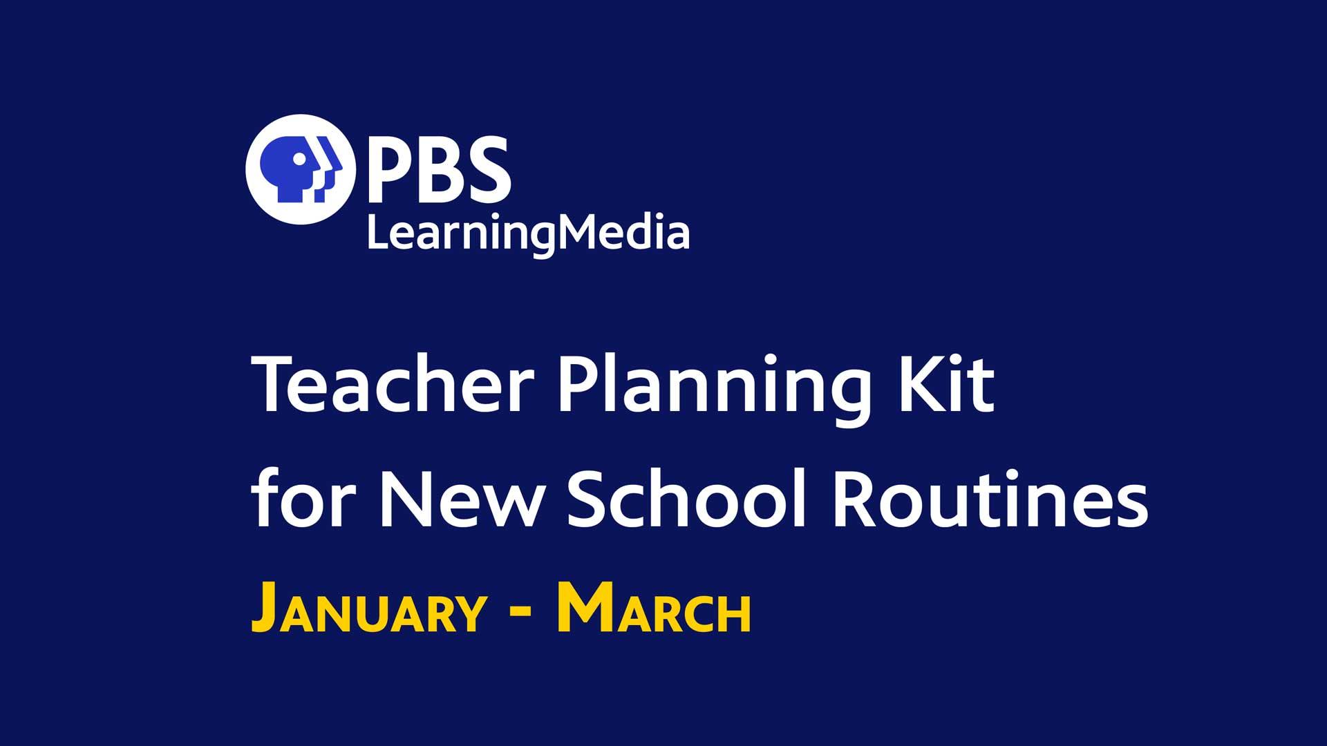 Teacher Planning Kits