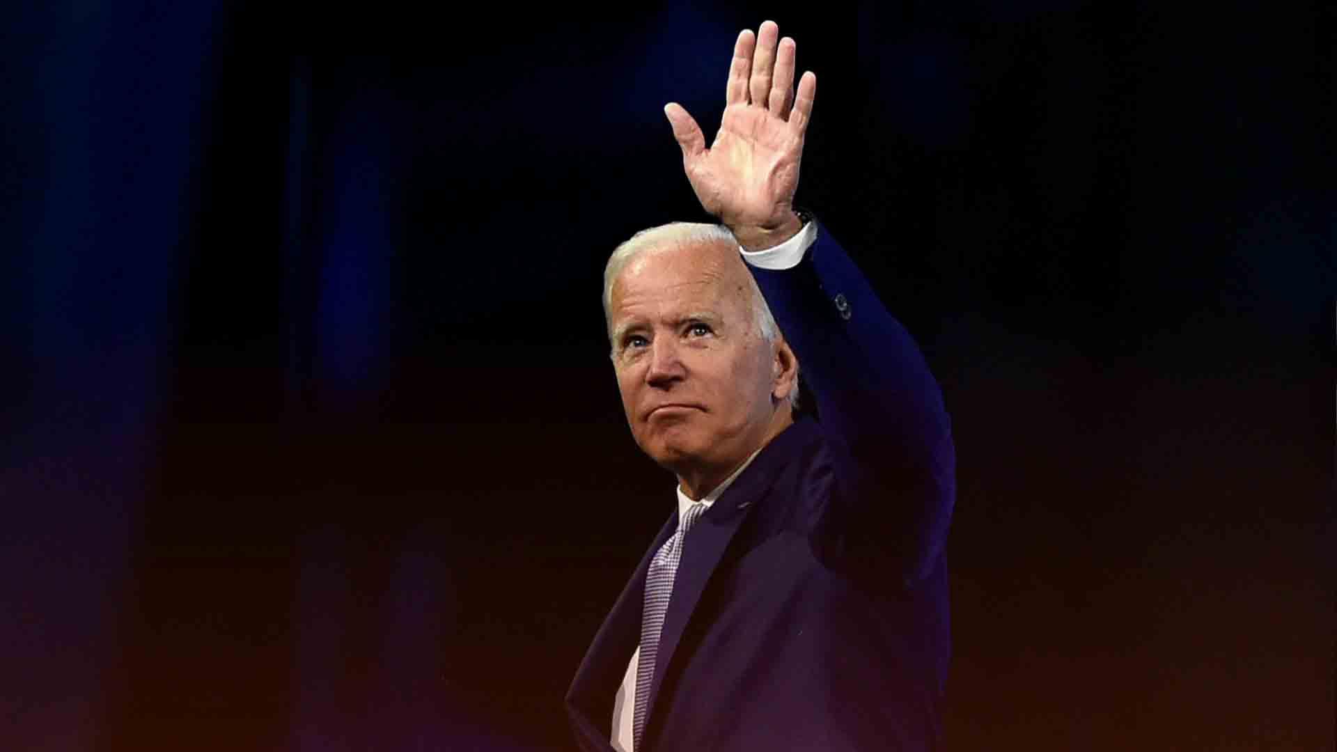 Joseph R Biden, Jr