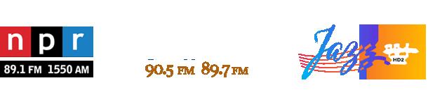 NPR 89.1, Classical 90.5, JazzHD
