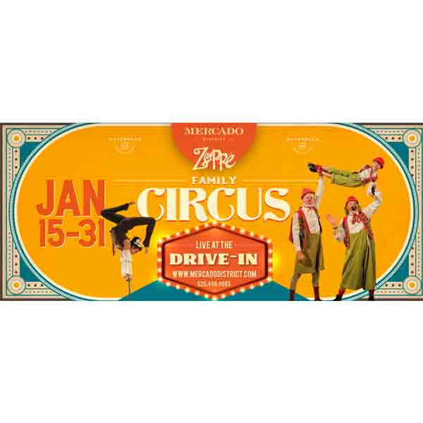 Zoppé Family Circus Drive-In