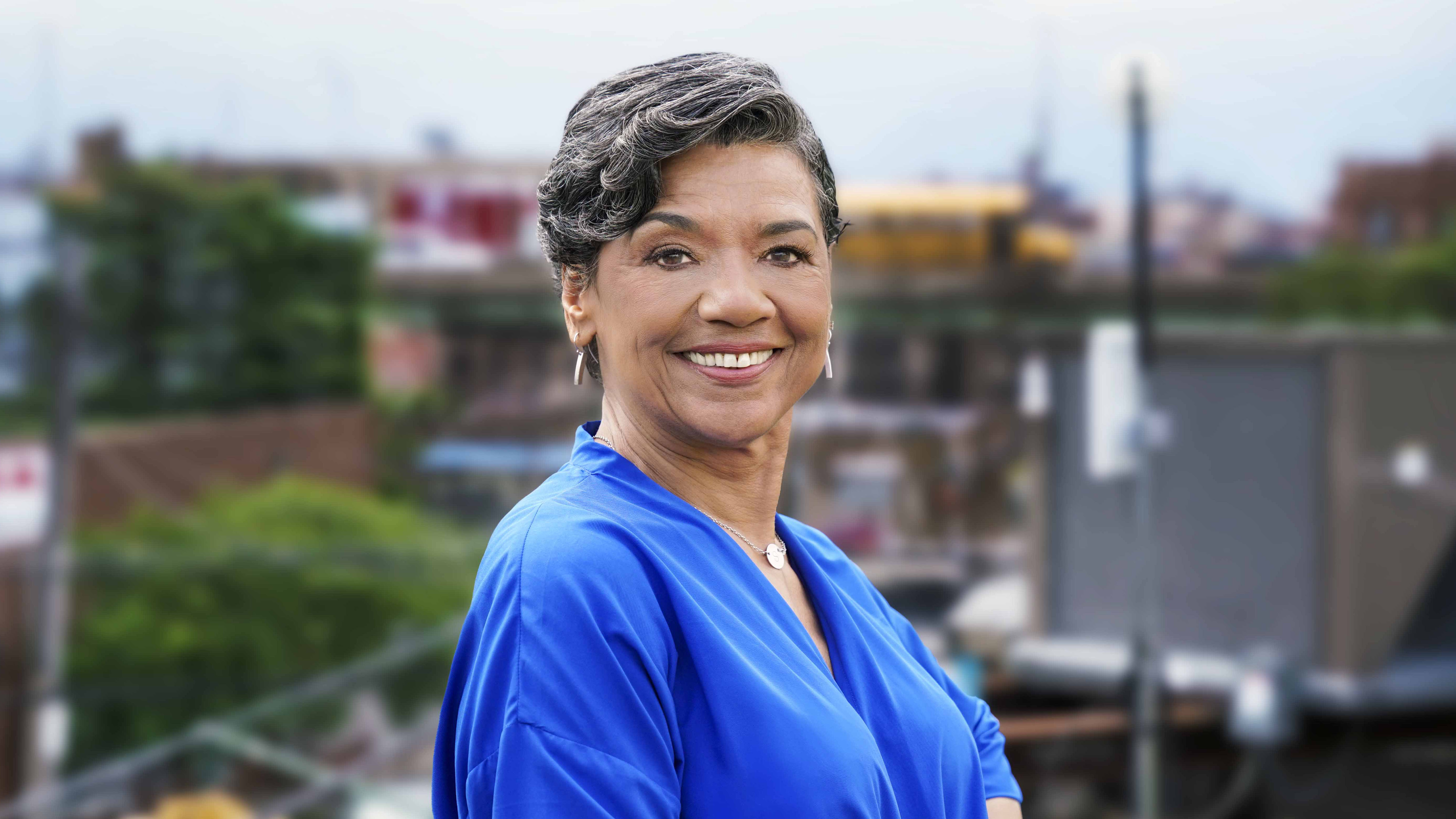 """Sonia Manzano has created her own neighborhood to play and learn in, with the new animated series """"Alma's Way""""."""