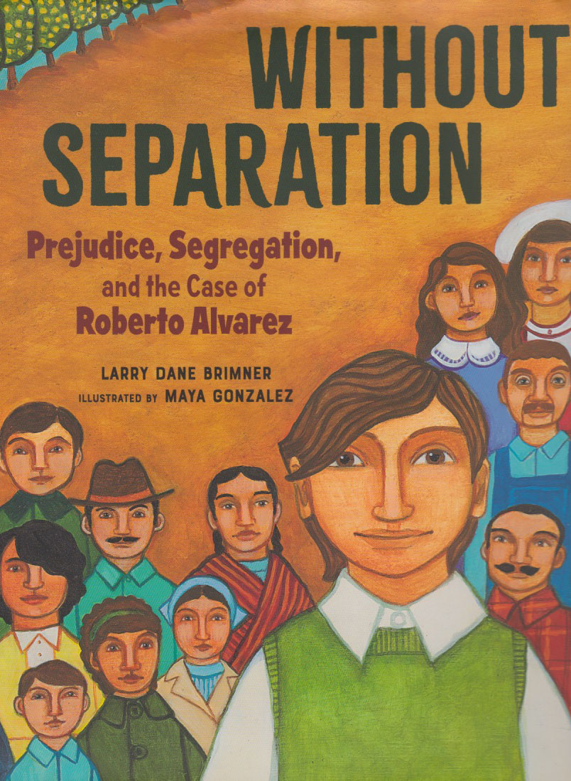 without separation book jacket