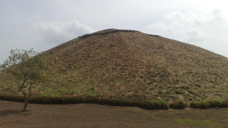 """Great Pyramid"" at the Olmec La Venta site in Tabasco, Mexico."