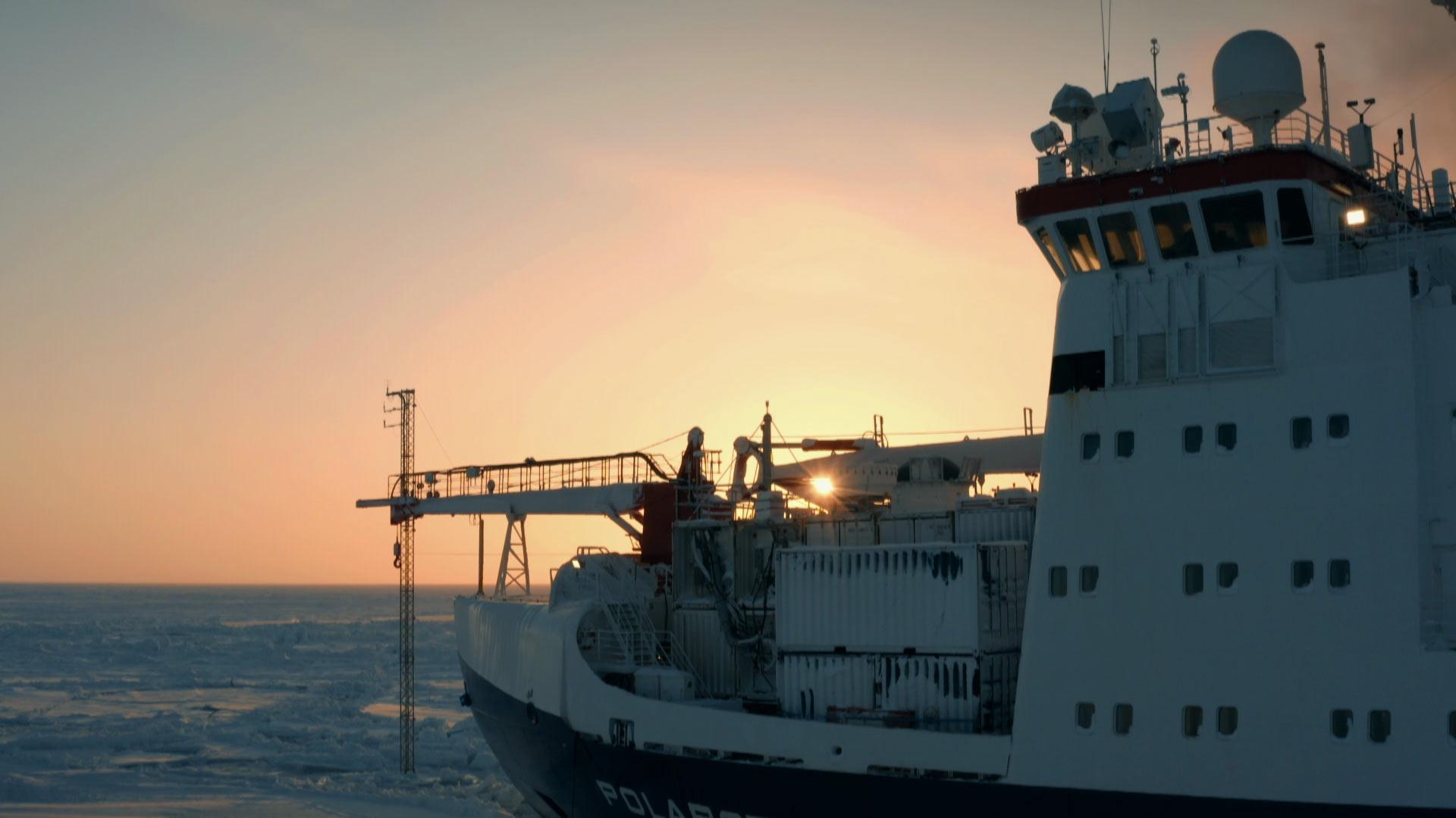 NOVA: Arctic Drift
