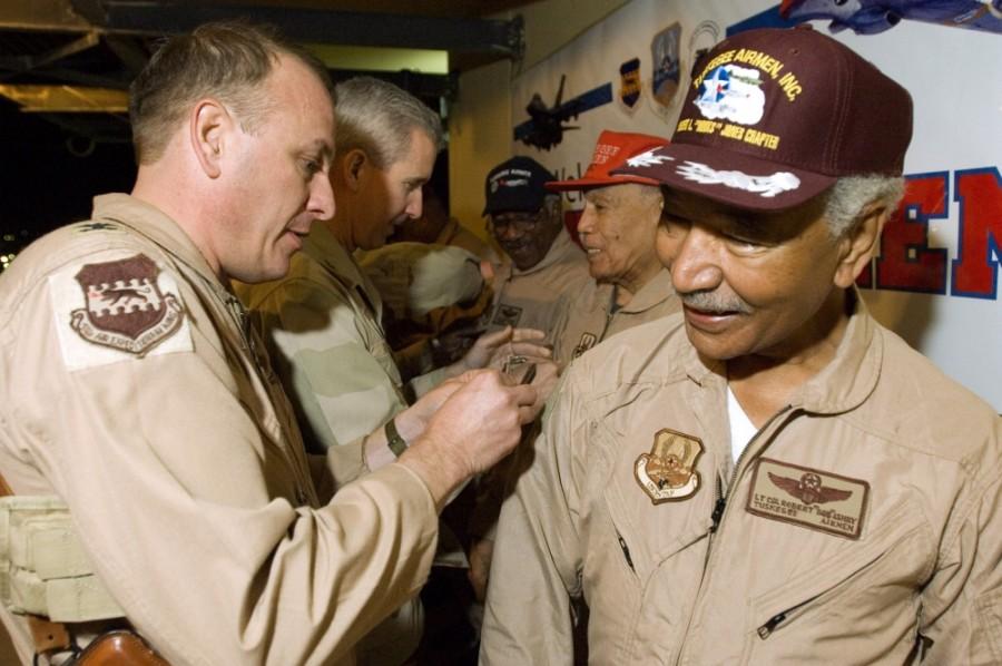 Lt. Col. Robert Ashby - Tuskeegee Airman