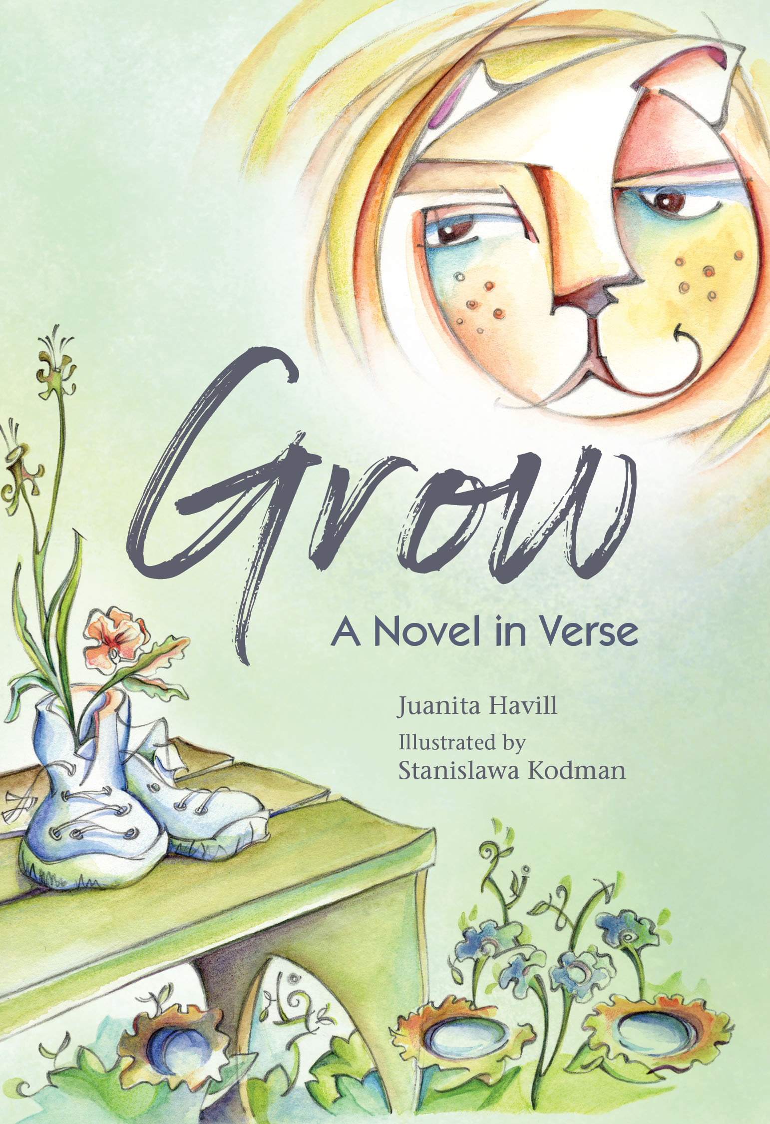 grow a novel in verse cover unsized