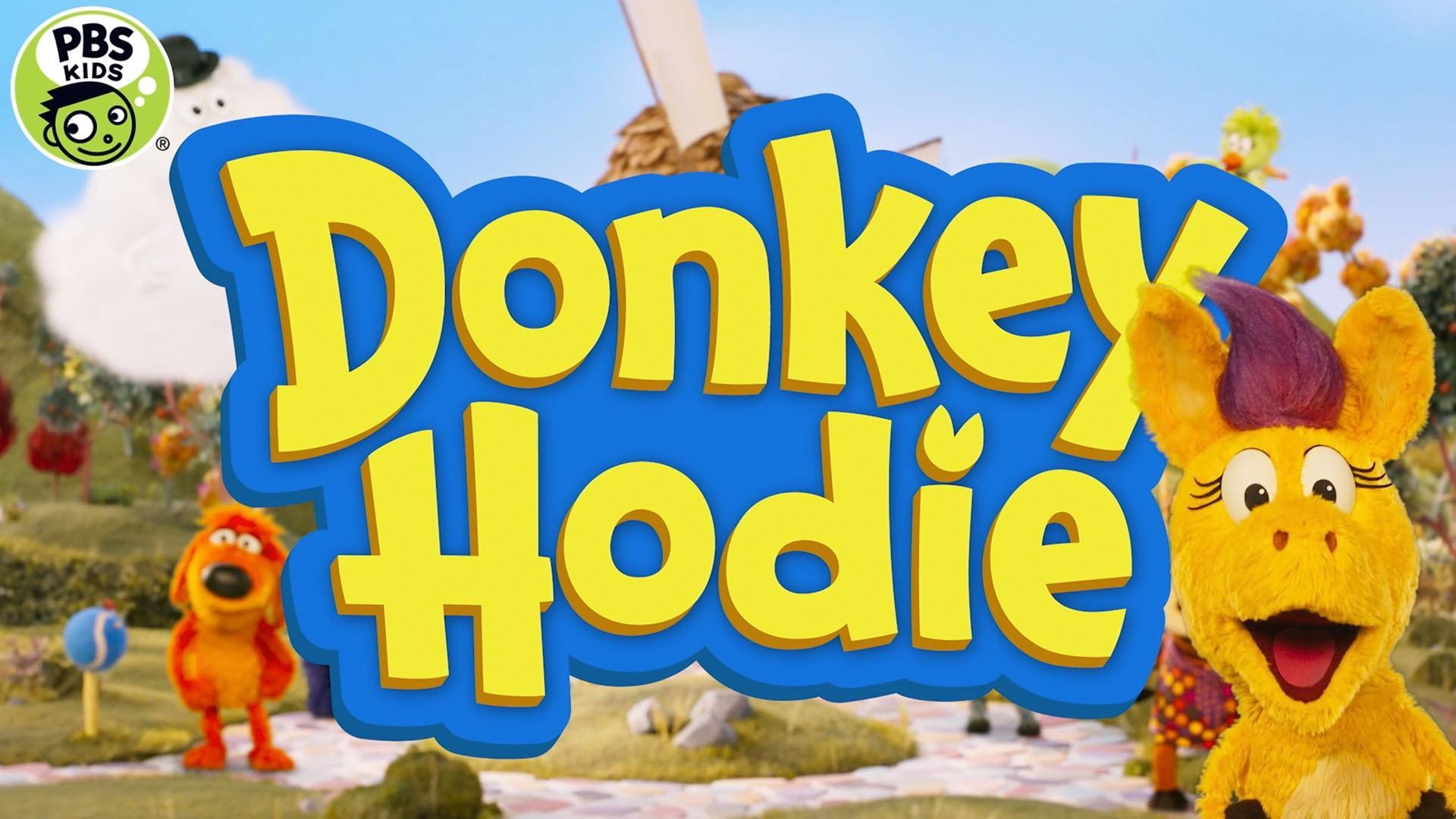 donkey hodie show hero