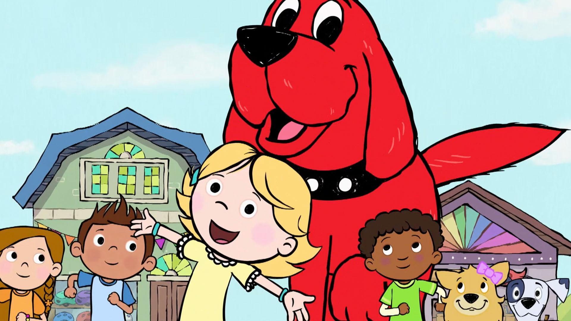 Clifford PBS Kids