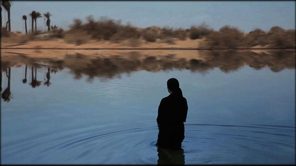 sama alshaibi water spotlight