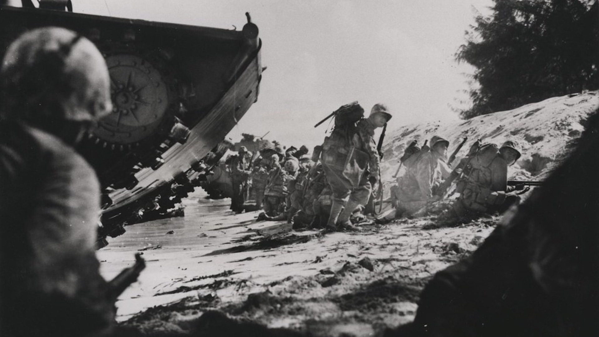Asian Pacific Island research is largely limited to World War II era intervention.