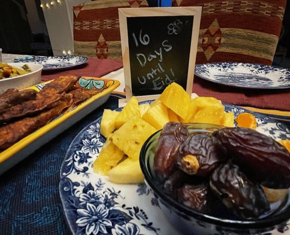 ramadan food unsized