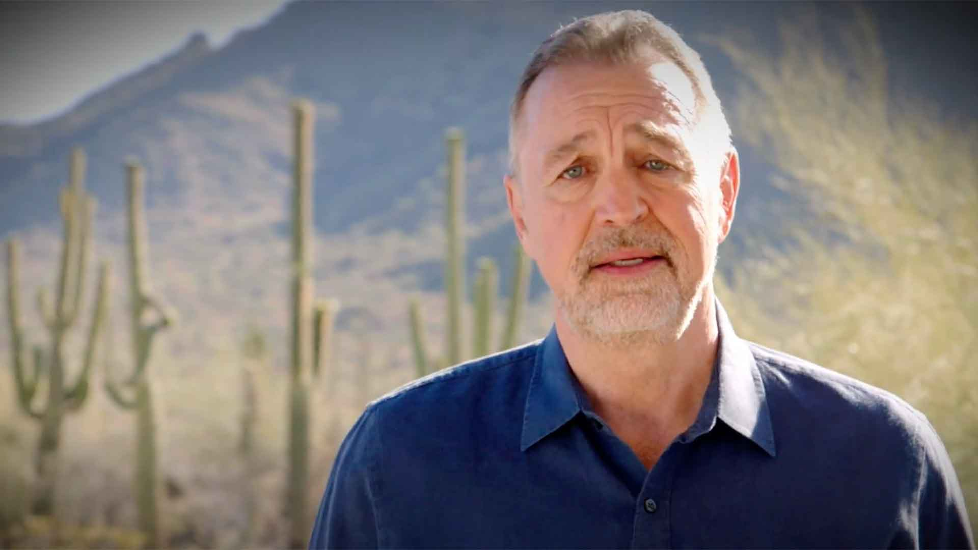 Former Congressman Matt Salmon used a video to announce his entrance in the Republican gubernatorial primary in Arizona. June 16, 2021