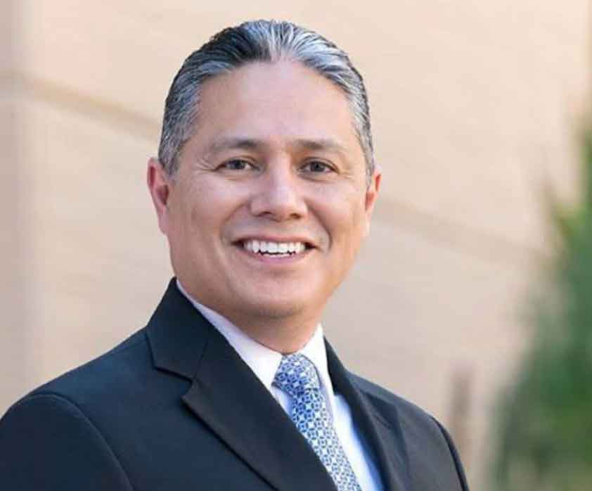 State Representative Diego Rodriguez joined the Democratic primary for the state Attorney General. June 24, 2021.