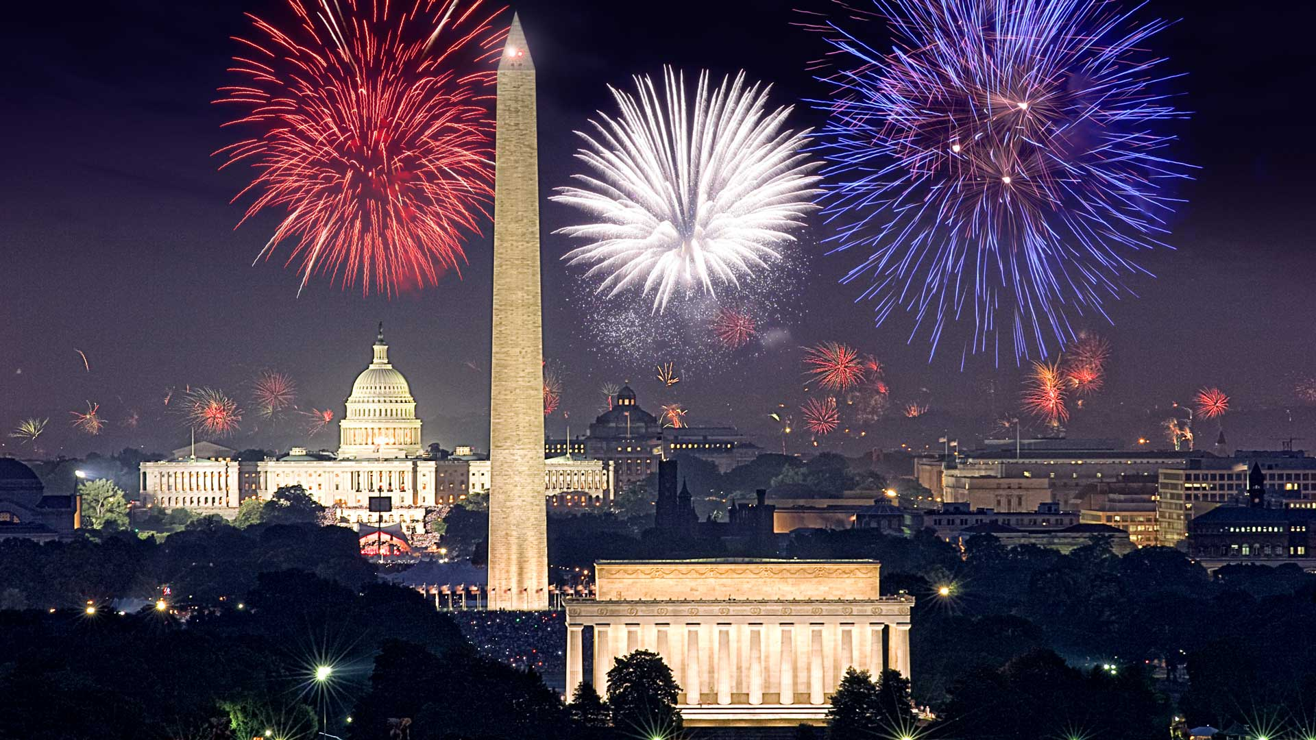 Celebrate our country's 245th birthday with the 41st anniversary broadcast of America's Independence Day celebration for our entire nation.