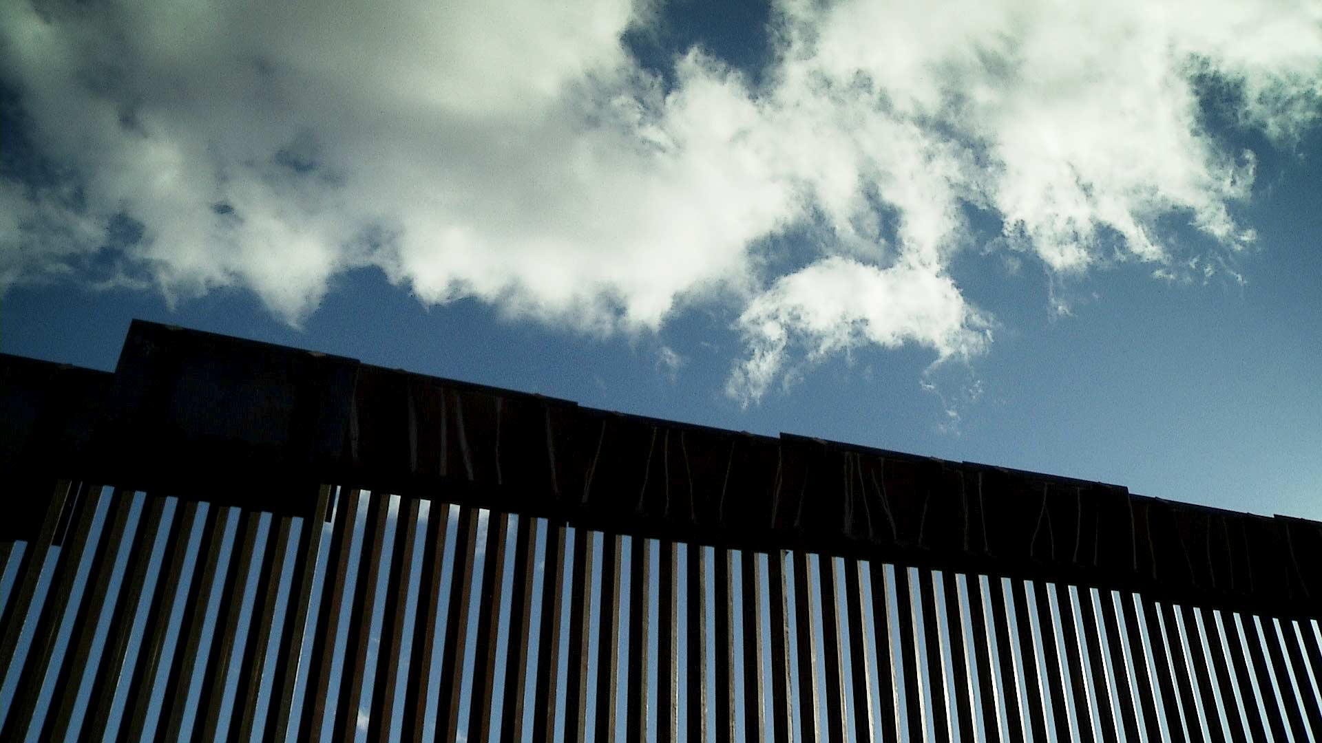 File image of border fencing in Cochise County, Arizona.