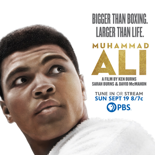 """""""Ali, the Man"""" Presented by PBS and The Undefeated"""