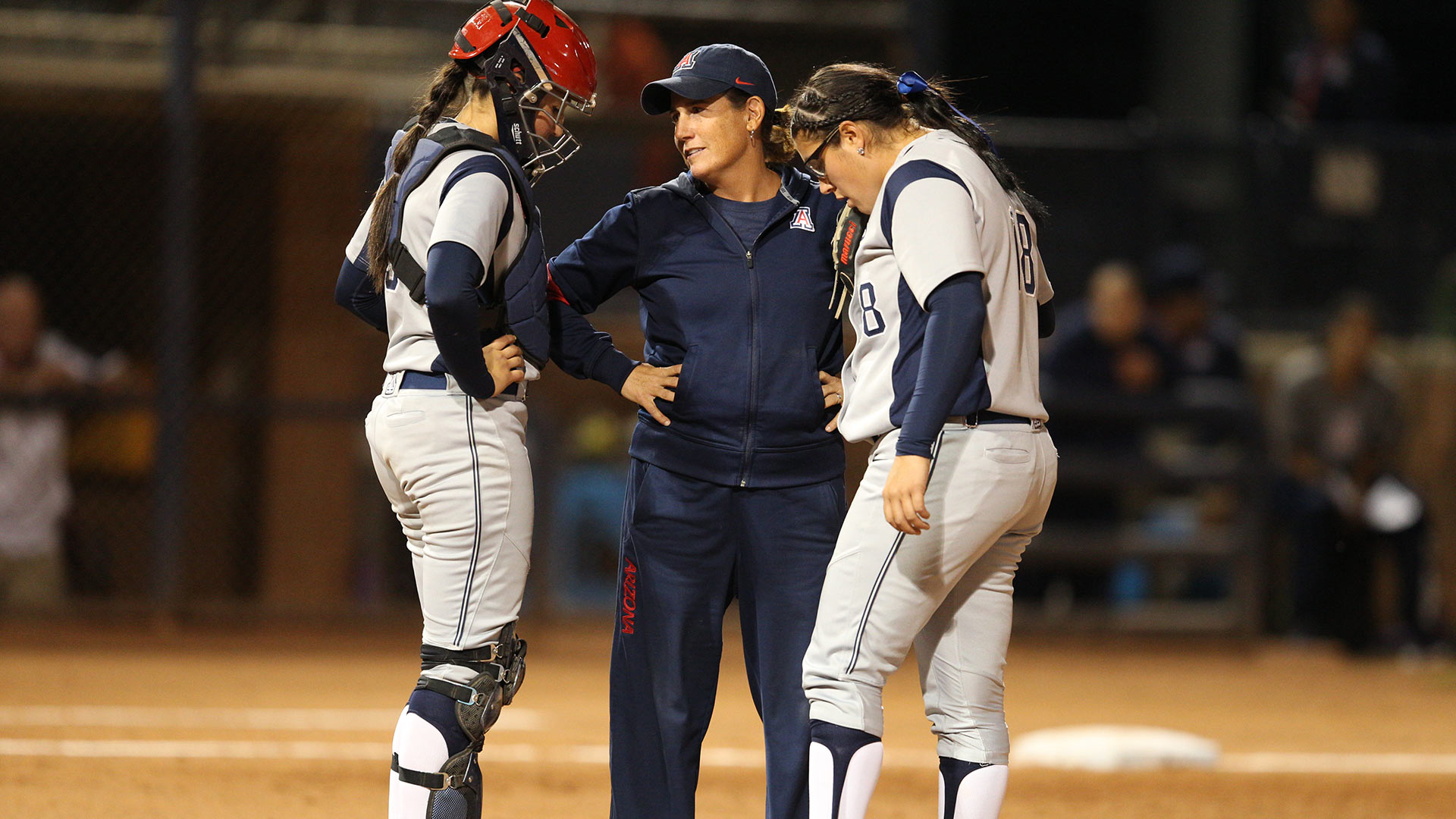 Stacy Iveson, UA Director of Recruiting-Operations for softball.