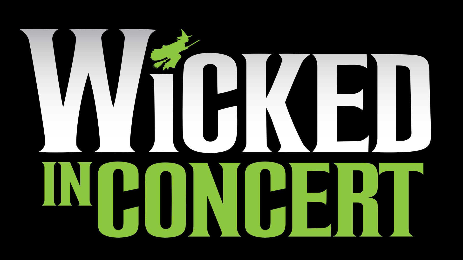 Wicked in Concert hero