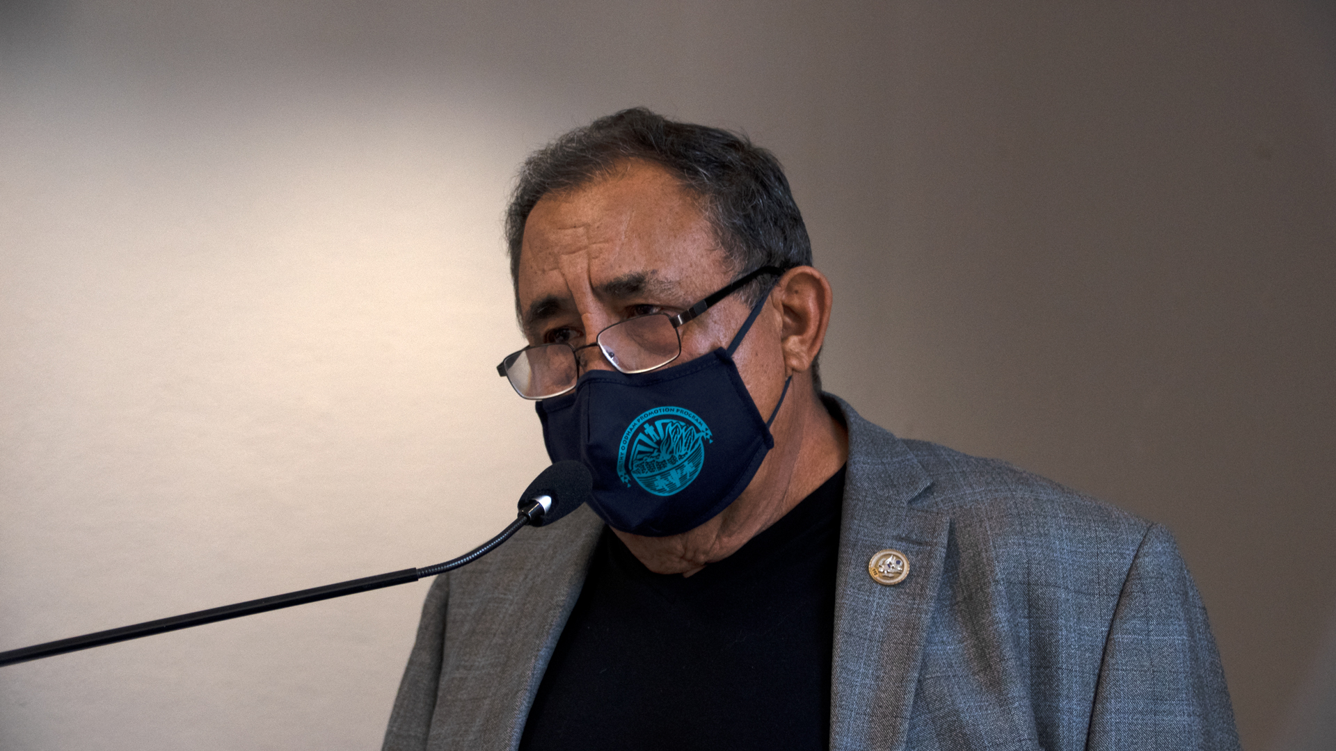 Arizona Congressman Raul Grijalva. August 2021